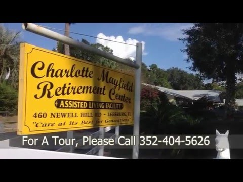 Charlotte Mayfield Retirement Center Assisted Living   Leesburg FL   Leesburg   Independent Living