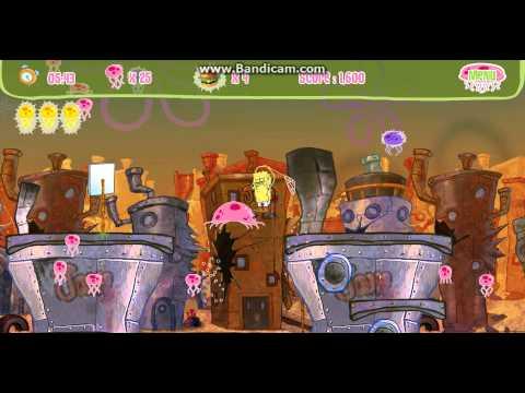 Spongebob's Jellyfishin' Mission : Level 2