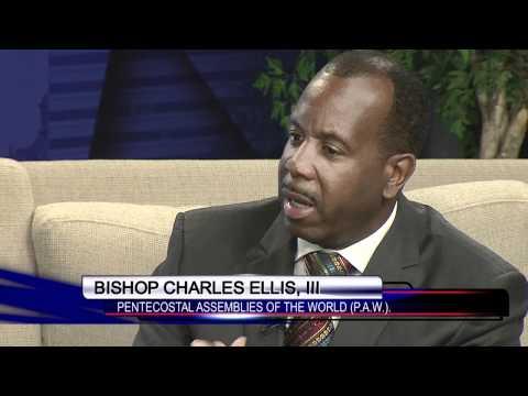 Bishop Charles Ellis hosts church conference in Columbia