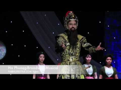 Ha Phuong 2015 Broadway Musical