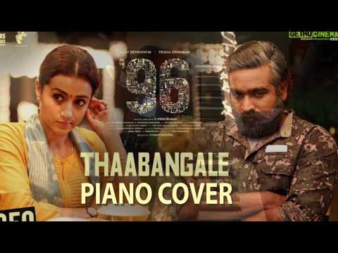 Thaabangale - 96 movie - Piano cover by Dharshan