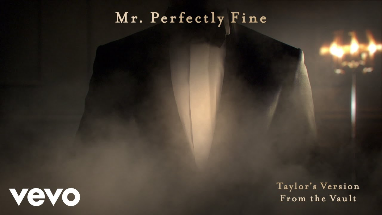 VIDEOCLIP: Taylor Swift - Mr. Perfectly Fine