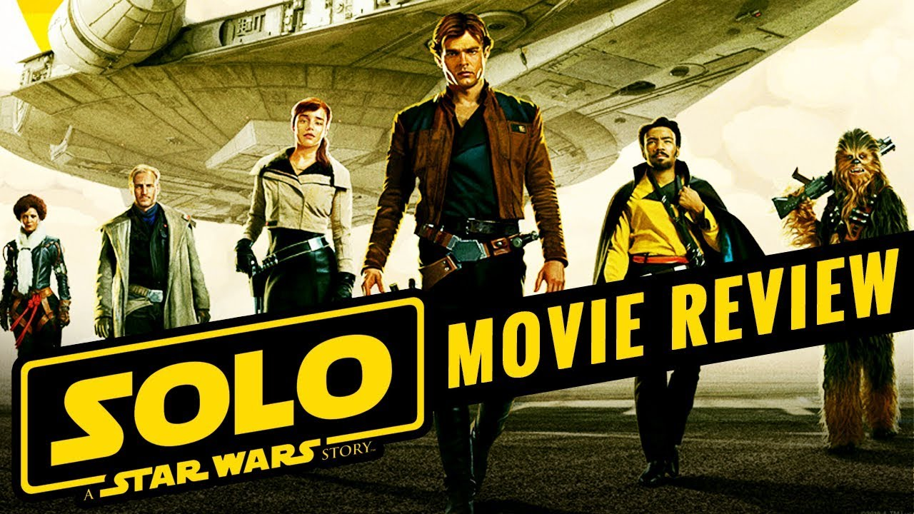 Solo: A Star Wars Story – REVIEW/SPOILERS | SYLO Movie Review