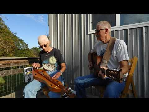 Monday Creek on mountain dulcimer & guitar