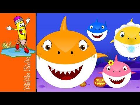Lagu Baby Shark Bahasa - Baby Shark Dance | Popular Nursery rhymes & kids songs