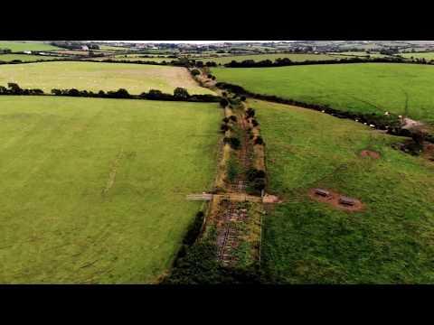 Lein Amlwch Railway Llyn Alaw To Llannerchymedd