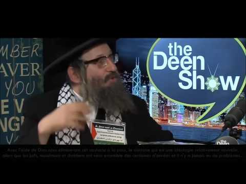 Un rabbin dit la vérité sur Israël, la Palestine et les musulmans | The Deen Show