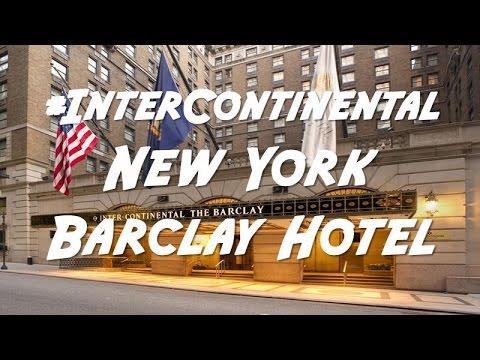 InterContinental New York Barclay Hotel,  United States of America.