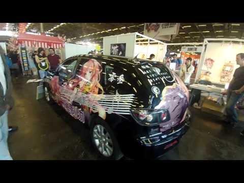 Japan Expo 2013   Parc des expositions Villepinte