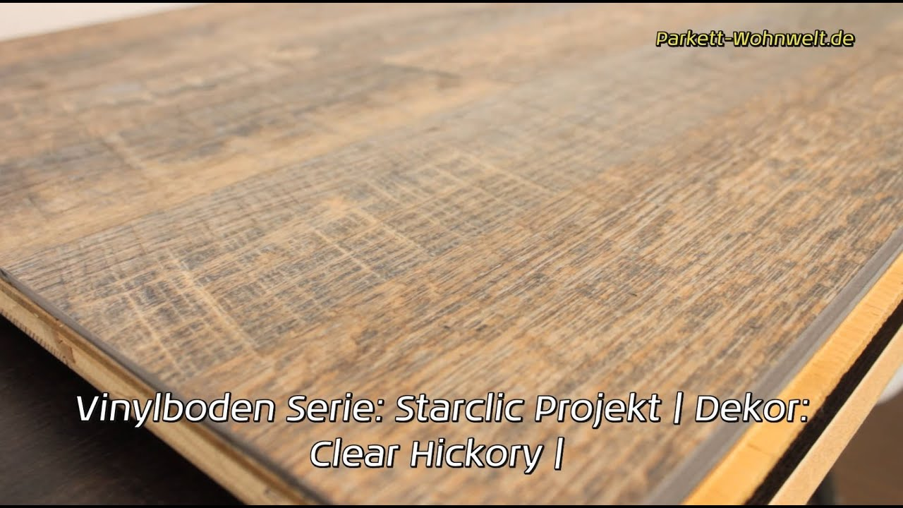 Hervorragend Planeo | Starclic Clear Hickory
