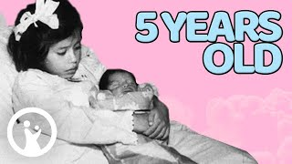 Top 10 Youngest Mothers In The World
