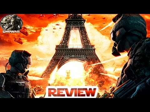 Tom Clancy's ENDWAR - PSP - Gameplay / Review - Burda Estrategía Videos De Viajes