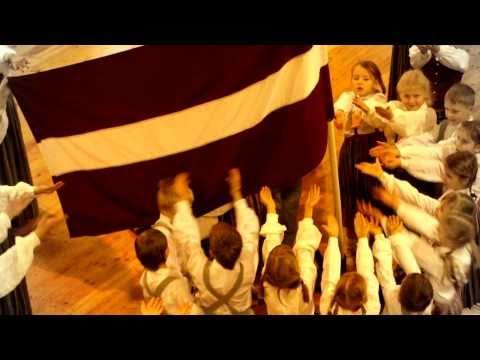 "Tu esi Latvija, Projekts ""Dzirdi, Latvija!"" /R.Pauls, O.Vācietis, Aranž. - U/"