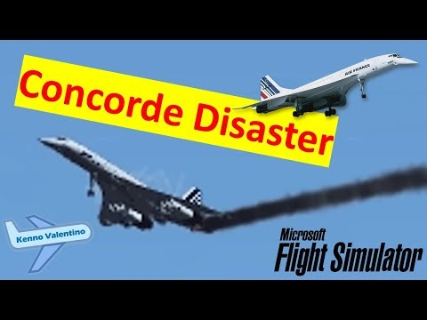 Air France Flight 4590 Air France Concorde 4590 Crash