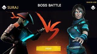 Shadow Fight 3 Official: Boss Battle SHADOW JUNE Walkthrough Part 19