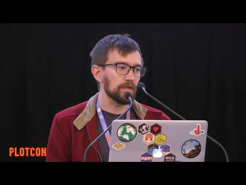 PLOTCON 2016: Mikola Lysenko, Future of 3D scientific charts using WebGL