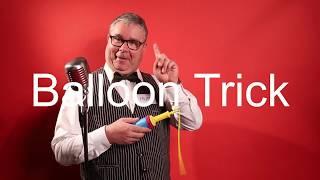 Hugi - Balloon Trick
