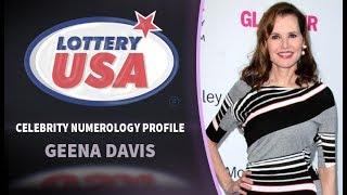Geena Davis - Celebrity Numerology Profile