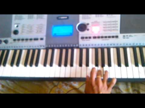 Nayagan Theme Music Keyboard Tutorial