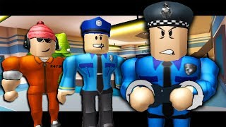 ARRESTING THE MEANEST COP IN ROBLOX ( A Roblox Jailbreak Movie)