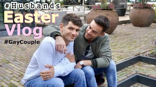 Easter Vlog | Gay Couple | PJ & Thomas