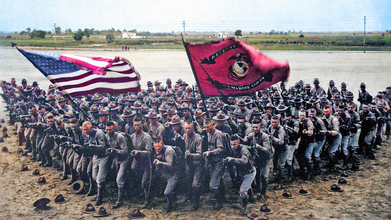 The Battle that Made the Marines