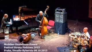 Możdżer Danielsson Fresco LIVE: Praha 08.10.2013