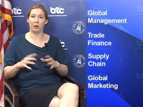 International Trade Career Pathways