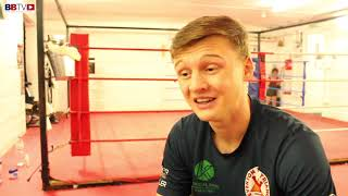 CONNOR BUTLER: THE ALL ACTION 'BABY FACED ASSASSIN' UNBEATEN LIVERPOOL PROSPECT