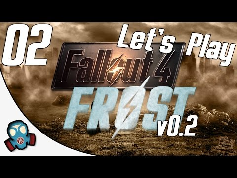 Let's Play: Fallout 4 Frost Survival Simulator v0.2 ► Part 02 ► The Mainland