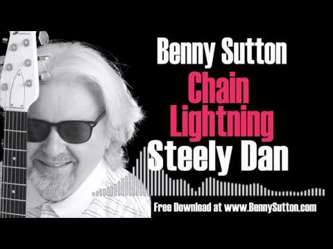 Chain Lightning by Steely Dan - blues style!