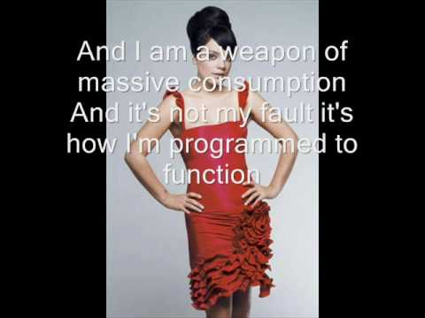 Lily Allen - The Fear (lyrics) - YouTube Pictures Of Lily Lyrics