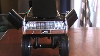 custom  1/24 diecast 1963 lincoln continental