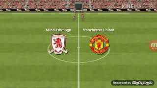 Soccer manager 19 Manchester united Ep.2 : partai pertama EPL