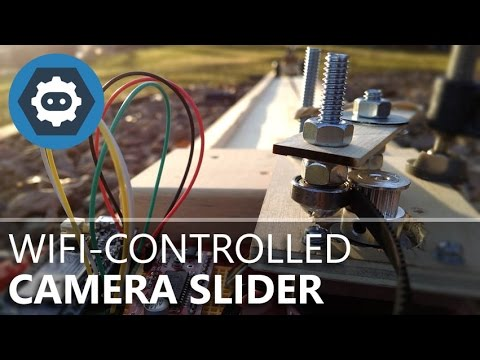 Beautiful Motorized Slider Built With Ardunio - DIY