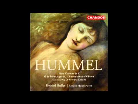 Johann Nepomuk Hummel (1778-1837) - Piano Concerto in A major WoO 24, S4