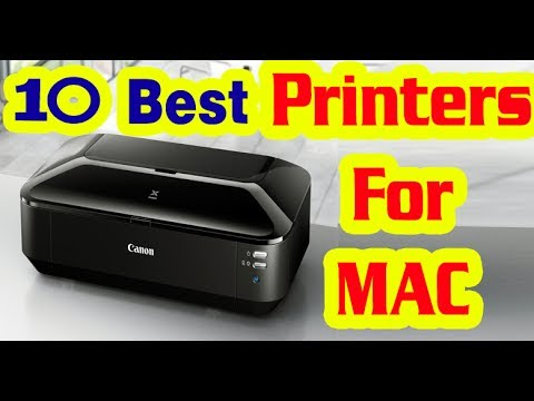 Best Printers for Mac to Buy in 2017