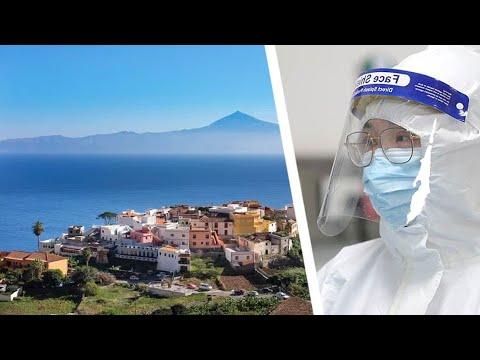 Коронавирус на Канарских островах последние новости 28.03.2020