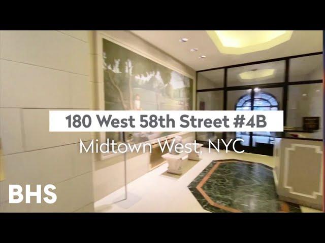 180 West 58th Street, 4B