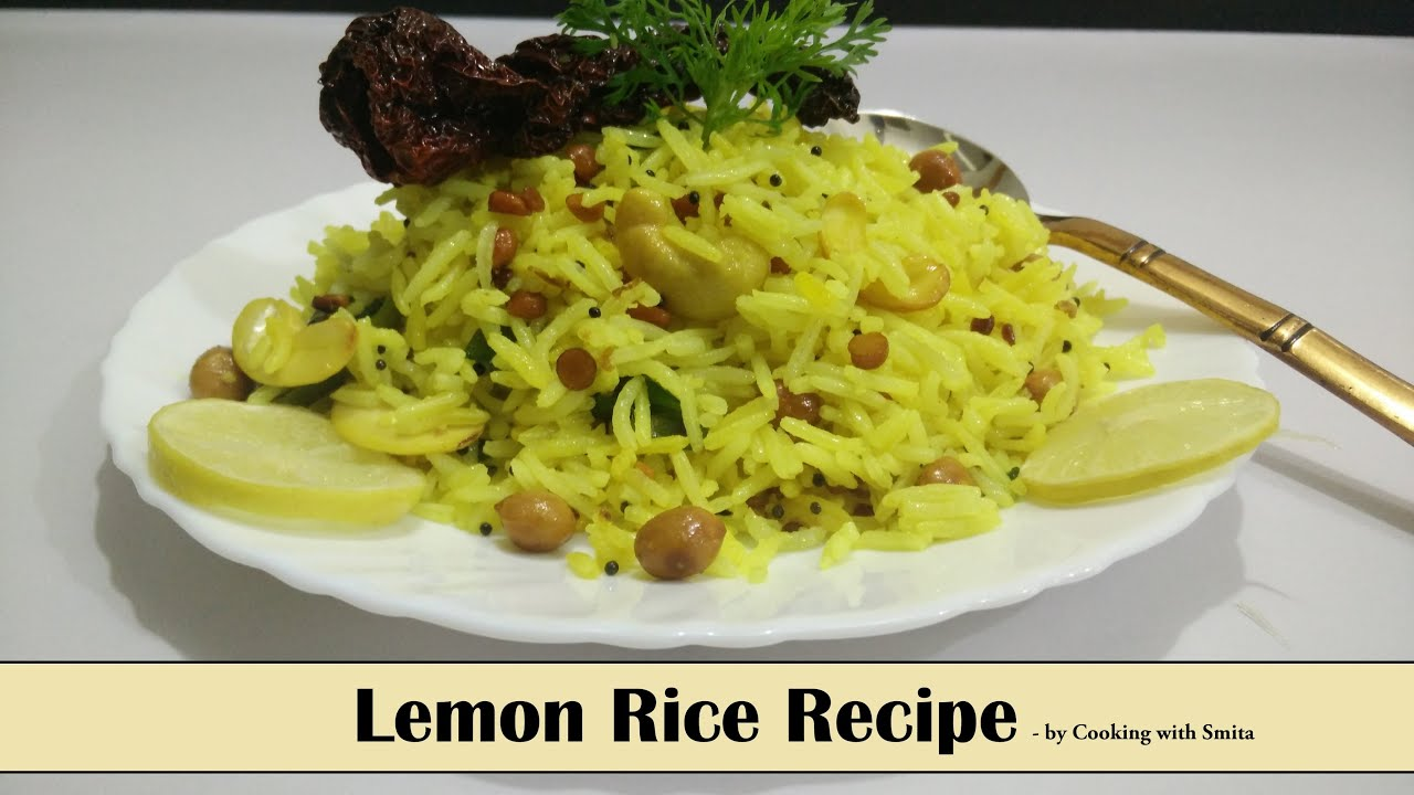 Lemon rice recipe in hindi by cooking with smita quick and easy lemon rice recipe in hindi by cooking with smita quick and easy south indian recipe youtube forumfinder Choice Image