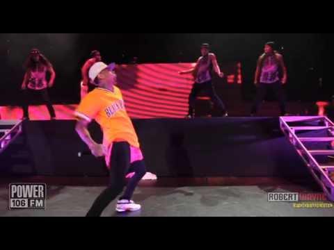 PowerHouse 2013 | Chris Brown & Sean Kingston - Beat It