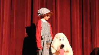 """Video Annie meets """"Sandy"""" and sings Tomorrow Redeemer Lutheran May22,2016 download MP3, 3GP, MP4, WEBM, AVI, FLV Mei 2017"""