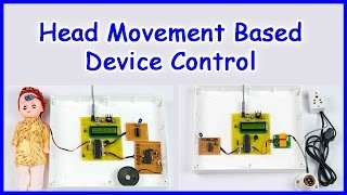 How to make Head Movement Based Device Control