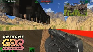 Serious Sam Classic Coop with mr.deagle and The Master in 26:01 - AGDQ2019