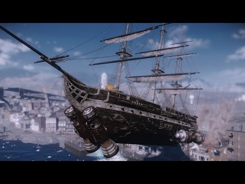 USS Constitution (party comments) | Fallout 4