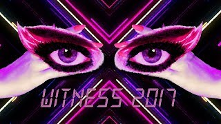 WITNESS 2017 - Year End Megamix 2017 (90+ Songs!) // By Chrispy Mashups