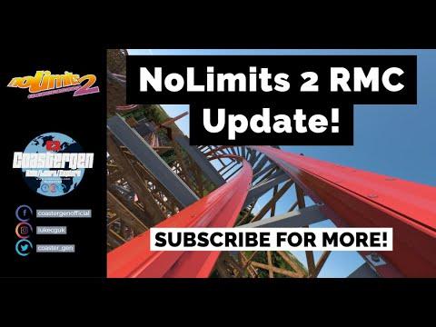 NL2 - Hybrid Coaster Update | NoLimits 2