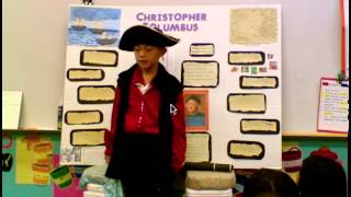 Christopher Columbus - Branden