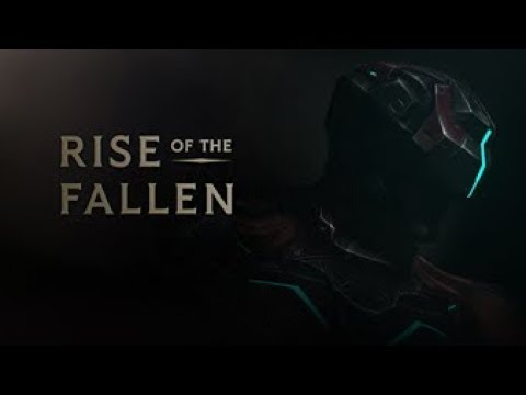 Rise of the Fallen | Oculus Go + Gear VR – Let's Try Game