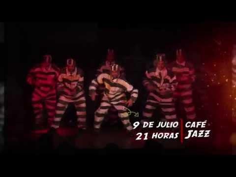 Lutherieces llega a Costa Rica   Jazz Café - 9 Jul - 21 hs